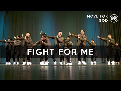 Fight For Me - GAWVI ft. Lecrae | M4G (Move For God)
