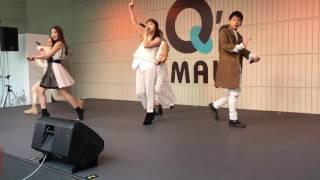 5thシングルリリースイベント/あべのキューズモール.