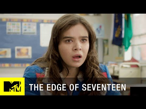 The Edge of Seventeen (2016) | Official Trailer | Hailee Steinfeld & Woody Harrelson Movie