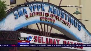 Polisi Amankan Pelaku Penodongan Siswa Di Sorong NET 5