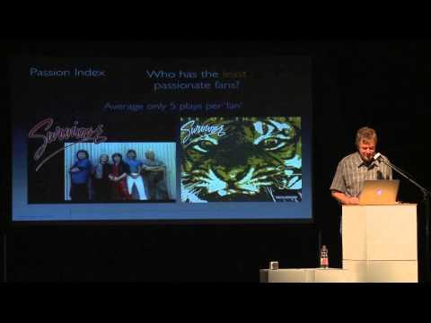 Paul Lamere: Data Mining Music #bmw14