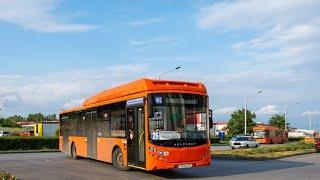 Автобус 26 Ц. Рынок - мкр. Левенцовский , новые автобусы Volgabus // 4 июля 2019.