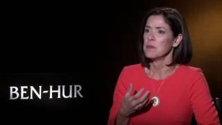 Бен гур 2016 интервью с актерами и режиссером / Ben Hur 2016 interviews