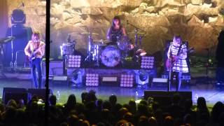 "Sleater-Kinney, ""I Wanna Be Your Joey Ramone"", 02/22/2015, Boston"