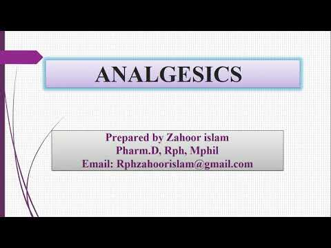 analgesics-drugs-clinical-pharmacology-&-it's-classification-part.-01