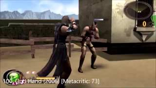 Top 100 PS2 Games In 10 Minutes!