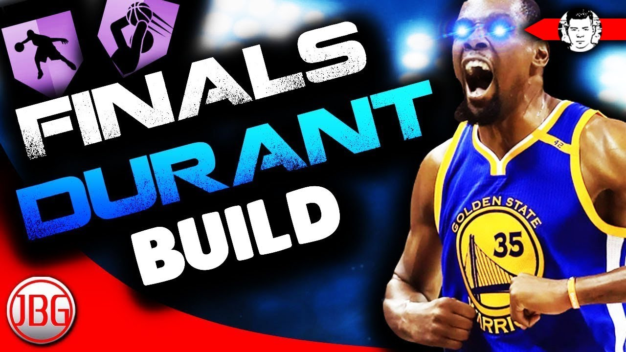b45e0ef7ec17 NBA 2K18 2018 Finals Kevin Durant ARCHETYPE for MyCAREER - Tips by  JackedBill