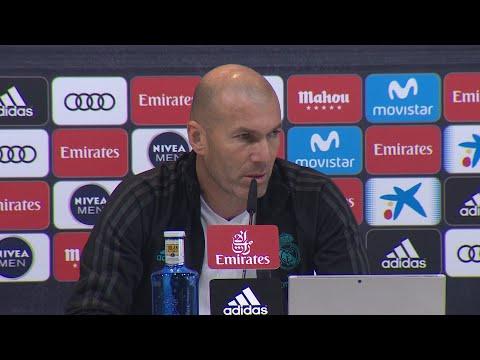 """Zidane: """"Quiero a Isco"""" y que siga """"toda la vida"""""""