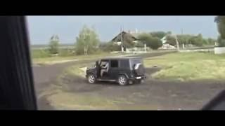 Гелик в русской деревне