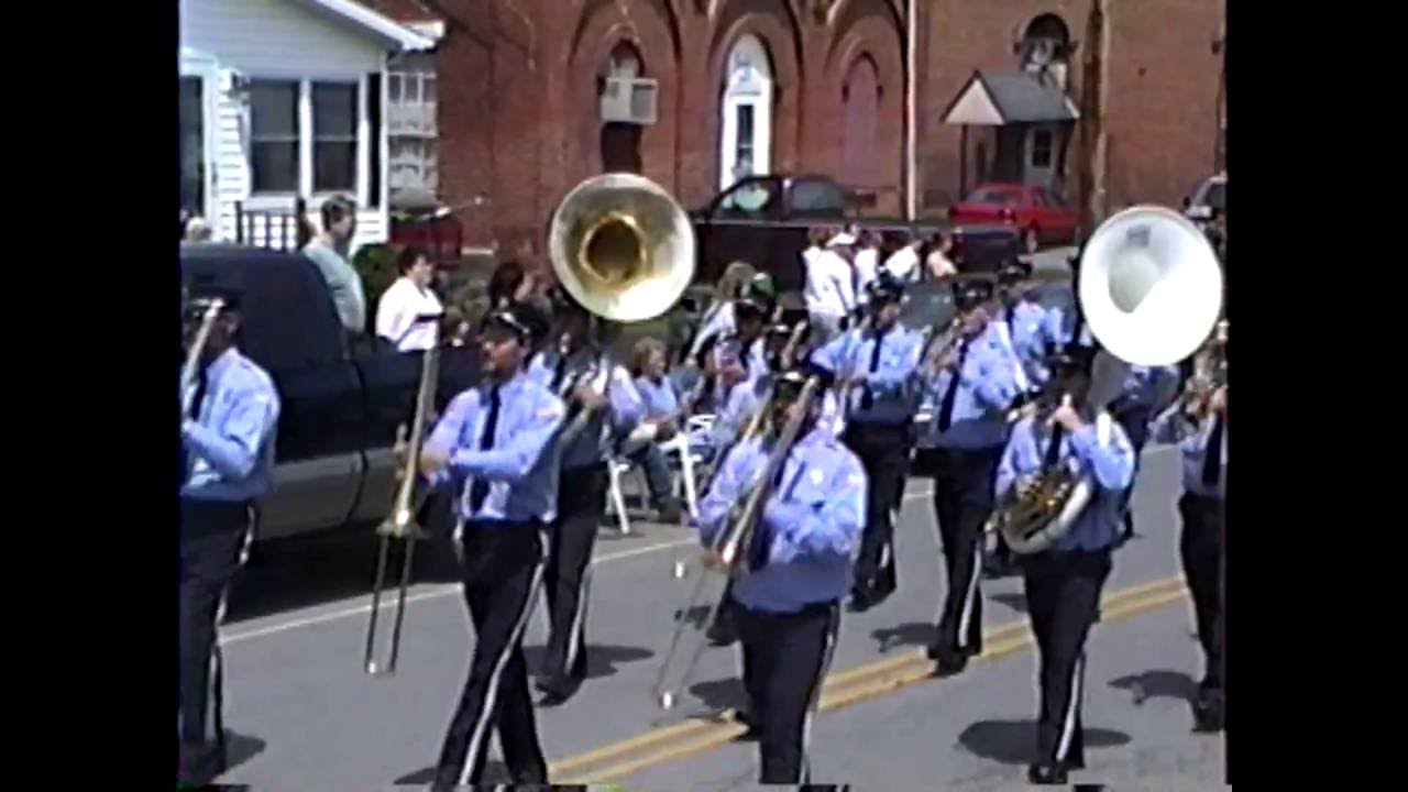 St. Mary's Parade  5-25-03