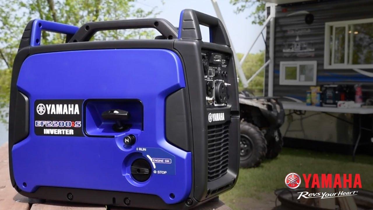 Yamaha EF2200iS Generator - Model Home