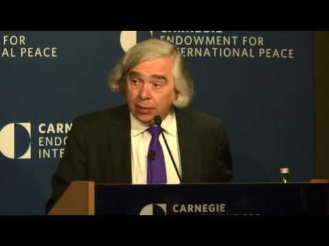 U.S. Secretary of Energy Ernest Moniz on Future Nuclear Challenges