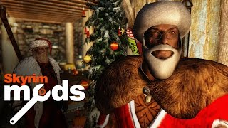 Decapitating Christmas Part 1 - Top 5 Skyrim Mods of the Week