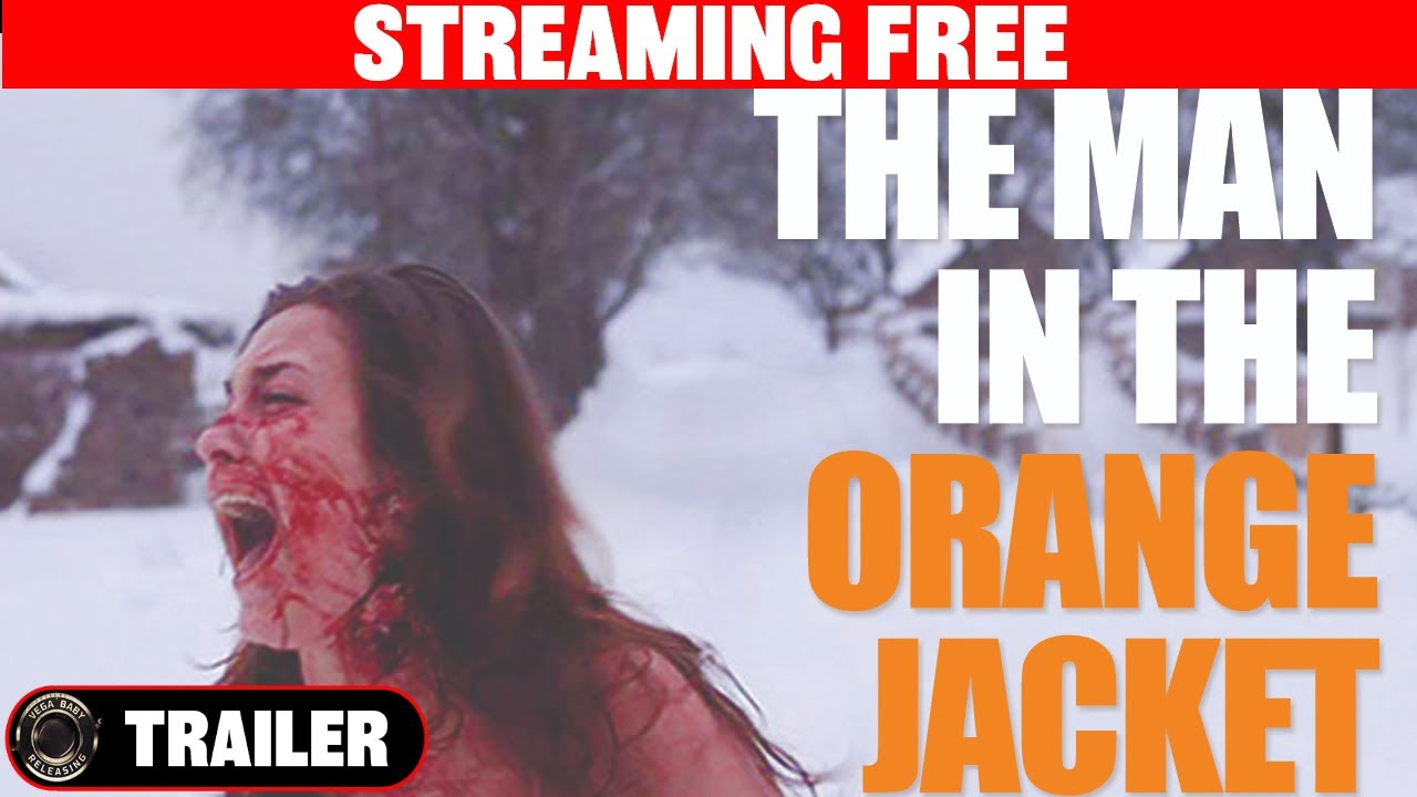 THE MAN IN THE ORANGE JACKET Trailer - Psychological Horror Movie