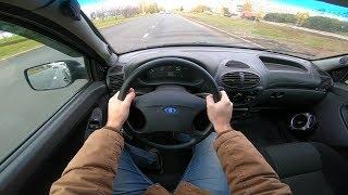 2012 Лада Калина Pov Test Drive