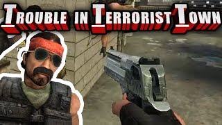 Taddl ist Blind! | Trouble in Terrorist Town - TTT | Zombey