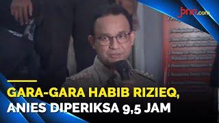 Anies Baswedan dan 9 Pejabat Pemprov DKI Diperiksa Polda Metro Jaya - JPNN.com