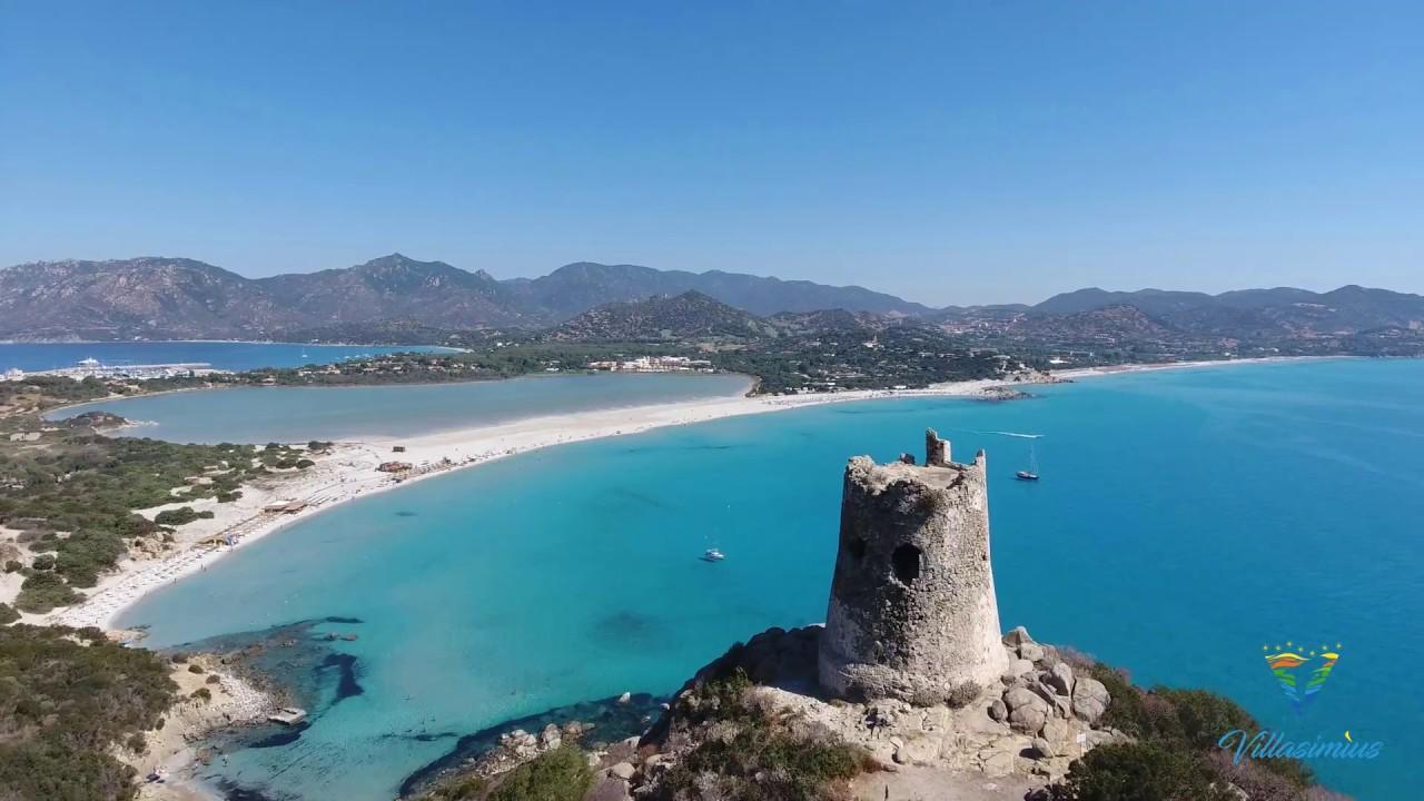 VILLASIMIUS TURISMO Sardegna   LA SPIAGGIA DI PORTO GIUNCO