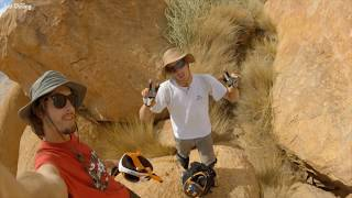 Speedflying Spitzkoppe, Namibia (Long Version) HD I Part 1