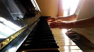 ただひとつの花/山内惠介 ピアノで弾いてるのはTatsuya