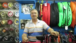 видео Теннисные струны для ракетки Gamma (Вращение)
