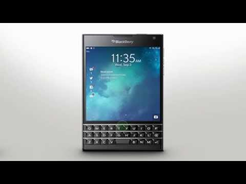 Battery Management: BlackBerry Passport - Official How To Demo