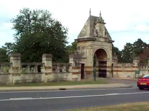 Castle ashby house gateway youtube for Ashby house