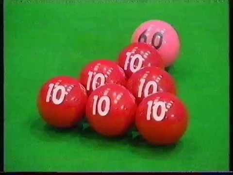 BBC Snooker Big Break 1996 - Terry Griffiths, Shokat Ali and Lee Richardson