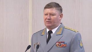 Сердюков официально стал главой ВДВ России