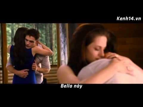 Bella khiến Ewdard nghẹt thở ( Hừng đông 2 )