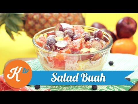 Resep Dan Cara Membuat Salad Buah Yang Sehat Dan Bergizi