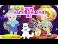 Seri Asmaul Husna - Lagu Anak Islami #3 Bersama Diva | Kastari Animation