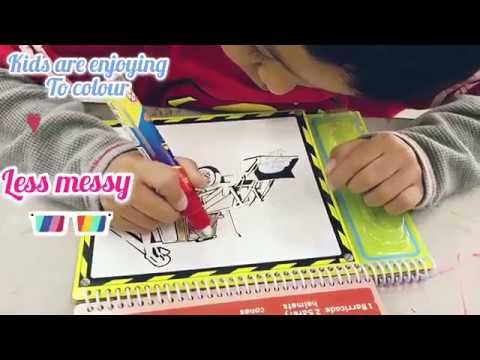 Magic Water Drawing Book Youtube