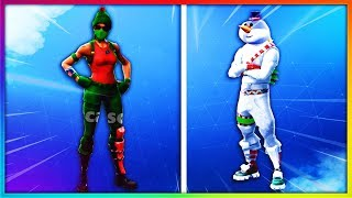 5 NEW FORTNITE SEASON 7 SKINS THE COMING!