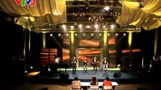 [Vietnam Idol 2012 - Top 32] Nhóm Bụi - Nếu Chỉ Sống Một Ngày