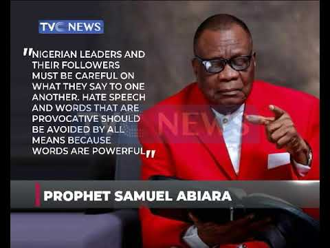 Don't allow present situation to divide us, Prophet Abiara begs Nigerians