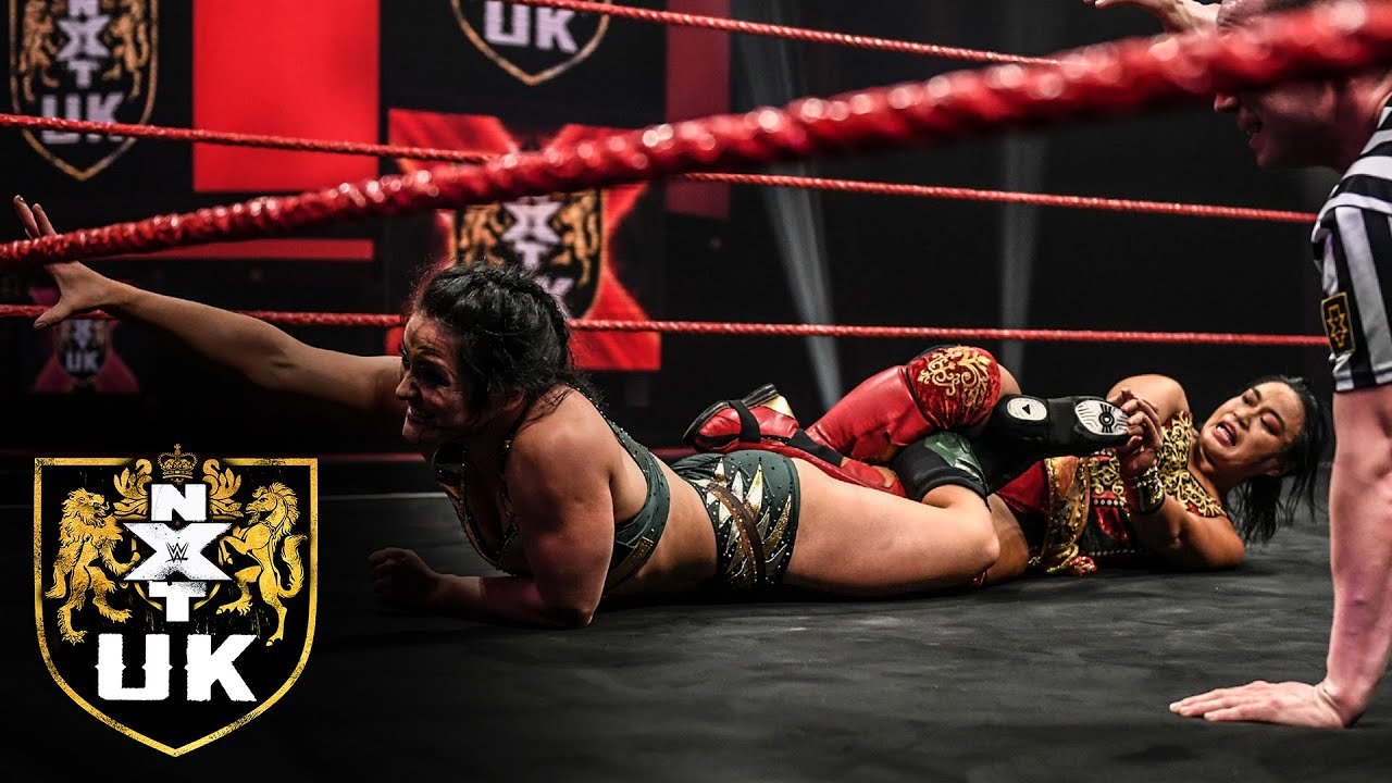 Valkyrie collides with Satomura, Gallus face Symbiosis: NXT UK highlights, April 29, 2021
