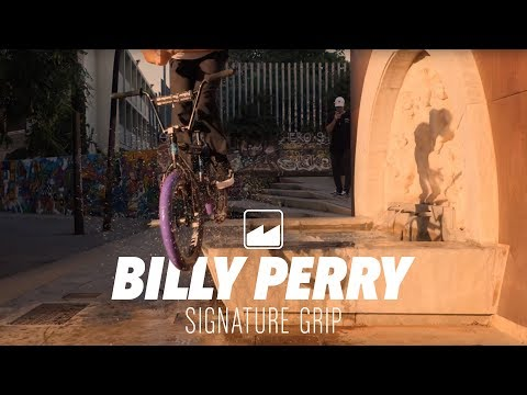 MERRITT BMX: BILLY PERRY SIGNATURE GRIP PROMO