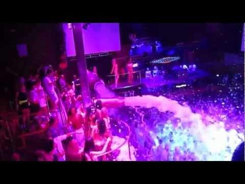 Ibiza Amnesia Foam Night