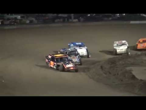 Albert Auto Night Sport Mod feature Independence Motor Speedway 9/17/16
