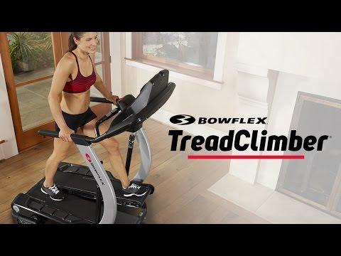 Bowflex TreadClimber Just Walk to Amazing Results