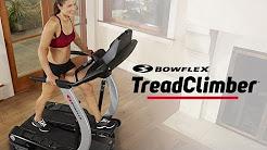 Bowflex TreadClimber - Just Walk to Amazing Results