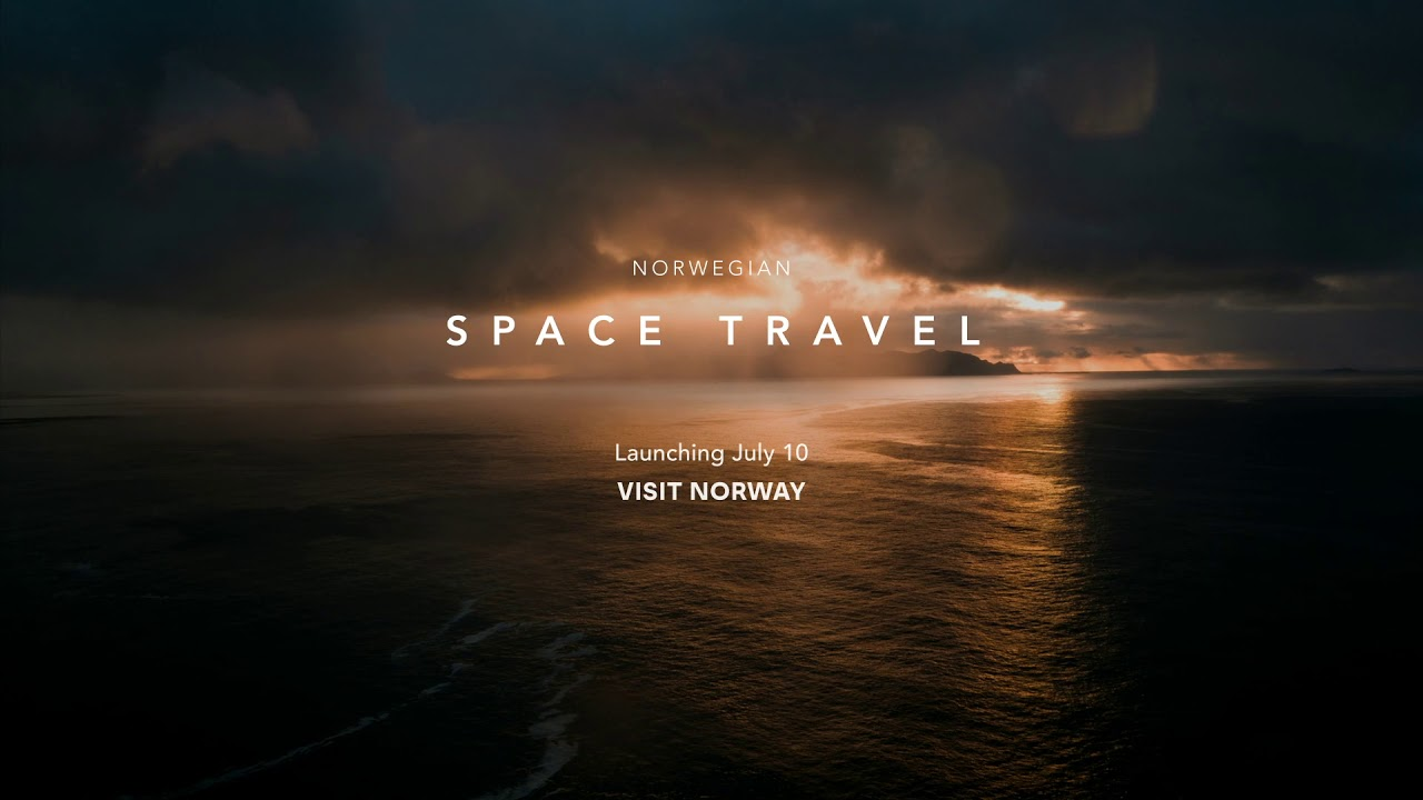 Space Travel. Launching soon! | NORWAY