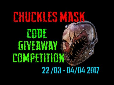 talking dead sweepstakes code chuckles mask code giveaway competition dead by daylight 6275