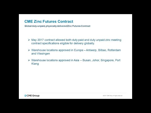 Get to Know CME Group Base Metals Futures & Options Contracts
