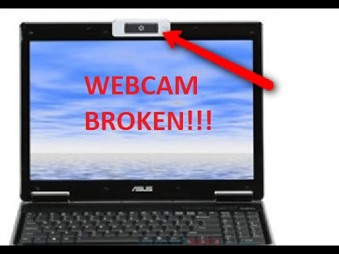 How to Replace Repair WEBCAM any Laptop (HP Dell Toshiba Lenovo Asus Compaq  Acer Gateway MSI Web Cam
