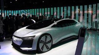 Ces 2019, la sfida per l'auto del futuro è l'intrattenimento