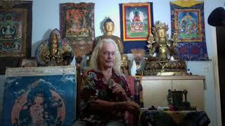 12-05-2019  Talk on Enlightenment and Manjushri Practice