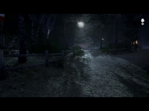 Friday the 13th the game virtual cabin speed run