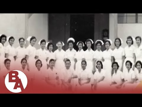 Exhibit highlights Filipino nurses' contributions in VA through the years